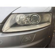 Фара правая и левая адаптив Audi A6 C6