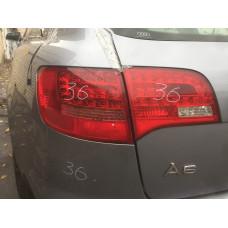 Фонарь задний внутренний правый и левый Audi A6 C6