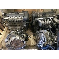 Двигатель и АКПП Volvo S60, V70, S80