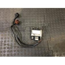 Блок управления вентилятором Audi Allroad