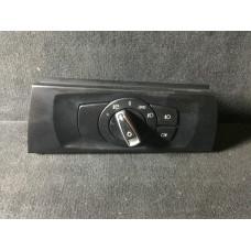 Блок управления светом BMW E91 (E90)