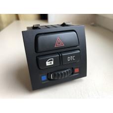 Блок кнопок (аварийка, замок, DTC) BMW E90