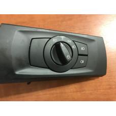 Блок управления фарами, светом BMW E90