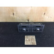 Блок климат-контроля Audi A6 C6