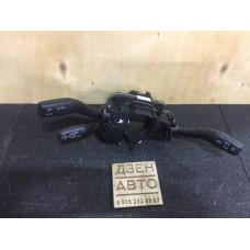 Блок подрулевых переключателей (стрекоза) Audi A6 C6