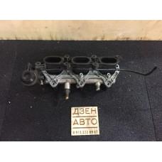 Вихревые заслонки + топливная рампа Audi A6 C6