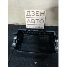 Рамка магнитолы 2DIN Audi Allroad