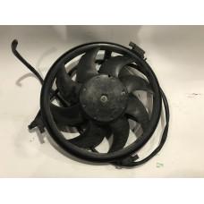 Вентилятор радиатора кондиционера Audi Allroad
