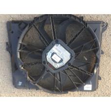 Вентилятор радиатора + диффузор BMW E91 (E90)