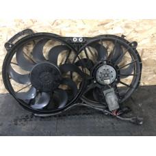 Вентиляторы радиаторов Audi A6 C6