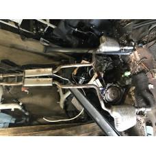 Глушитель в сборе Audi A6 C6