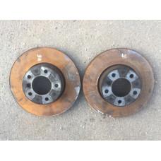 Передние тормозные диски 312 мм BMW E91 (E90)