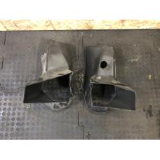 Воздуховод интеркулера правый и левый Audi Allroad